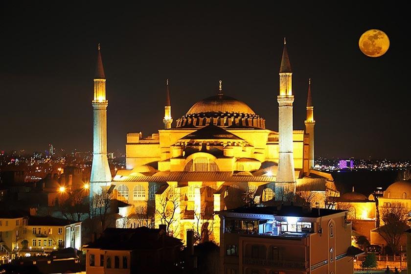 مسجد-ایا-صوفیه-استانبول
