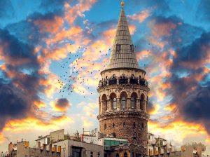 برج-گالاتا-استانبول
