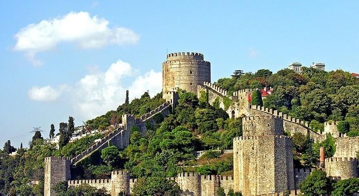 تور استانبول قلعه روملی