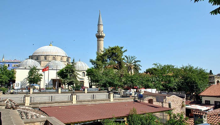 نمایی-از-مسجد-تکلی-مهمت-پاشا