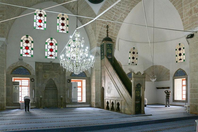 نمای-داخلی-مسجد-تکلی-مهمت-پاشا