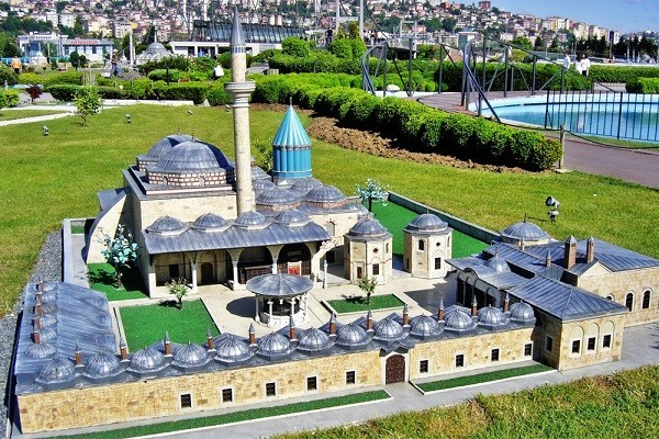 ماکت-در-پارک-مینیاتورک-استانبول