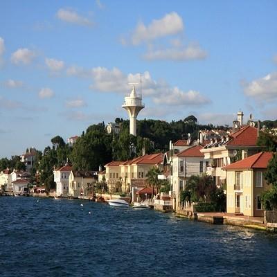 روستای کانلیکا استانبول