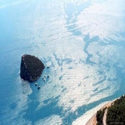 جزیره موش آنتالیا