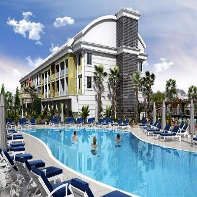 تور زمینی آنتالیا هتل آتالوس اسپرت