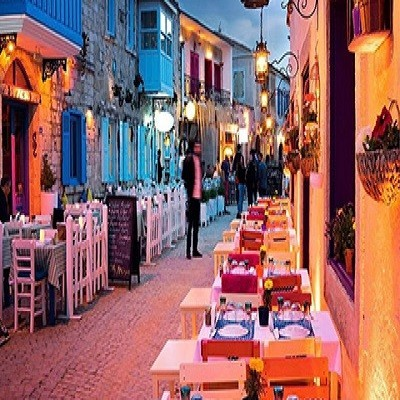 شهر چشمه ترکیه