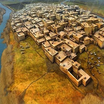 شهر باستانی چاتال هویوک قونیه