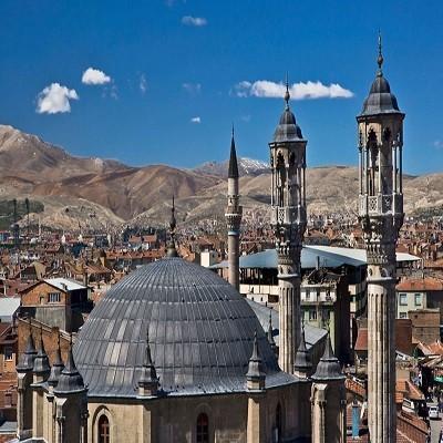 مسجد جامع عزیزیه قونیه