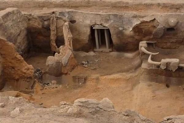 نمایی-از-شهر-باستانی-چاتال-هویوک-قونیه