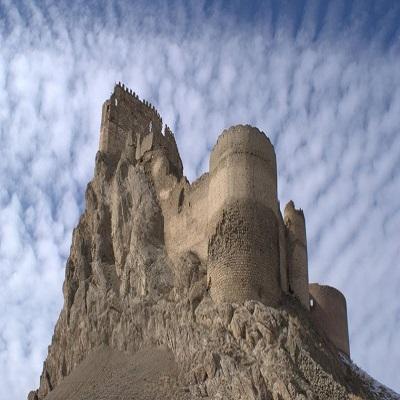 قلعه تاریخی وان