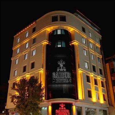 هتل ساردور وان