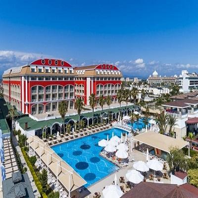 تور زمینی آنتالیا هتل اورنج کانتی