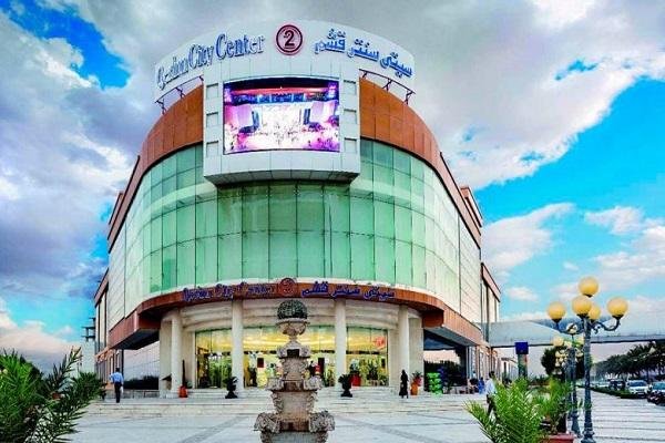مراکز خرید در تور قشم