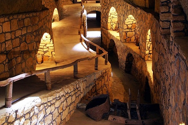موزه ها در تور کیش