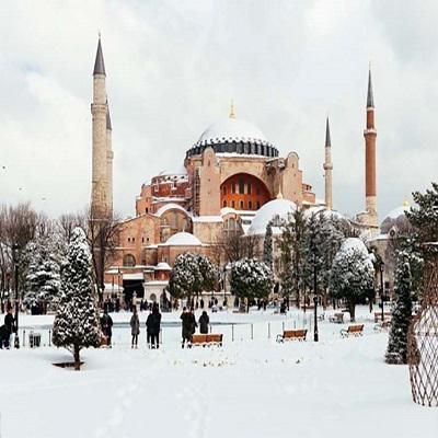 تور استانبول زمستان ۹۹