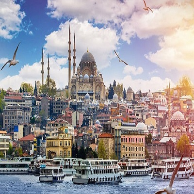 تور استانبول تابستان ۱۴۰۱