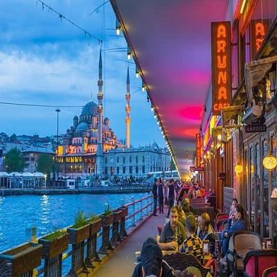 تور استانبول تیر ۱۴۰۱