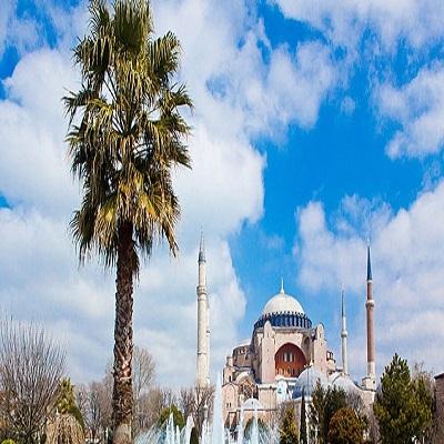 تور استانبول خرداد ۱۴۰۱