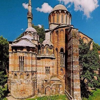 کلیسای چورا استانبول