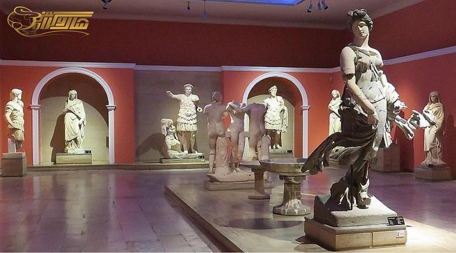 بازدید از موزه در تور آنتالیا
