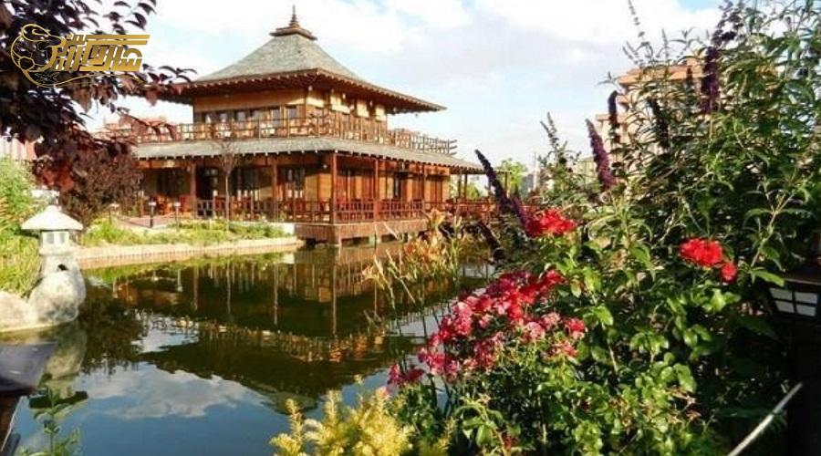 بازدید از پارک ژاپنی در تور قونیه