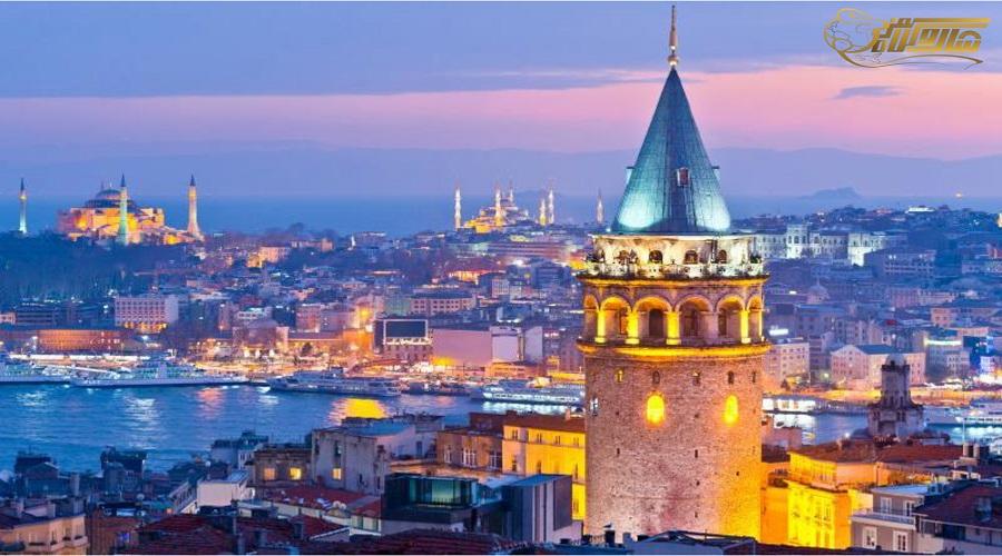 برج گالاتا در تور استانبول