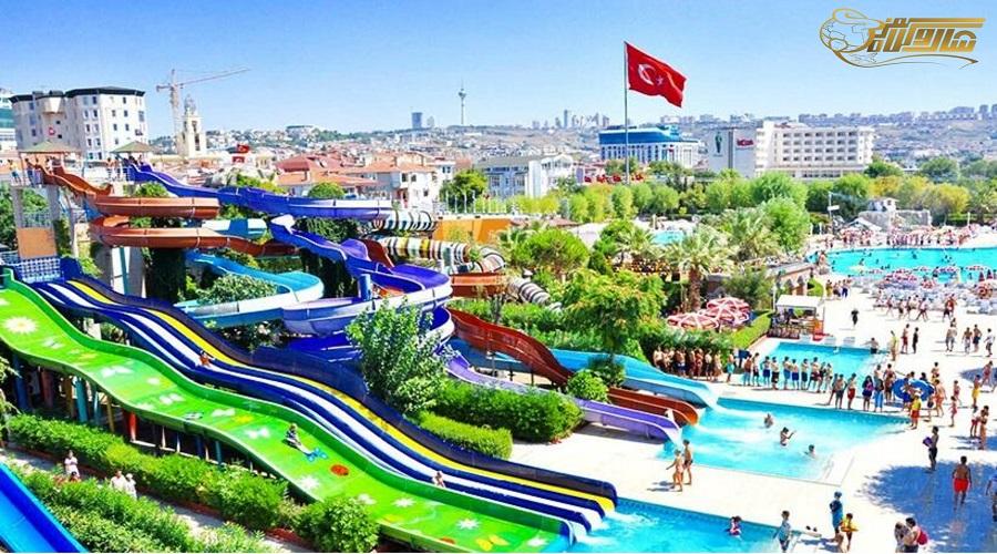 تفریحات در تور استانبول