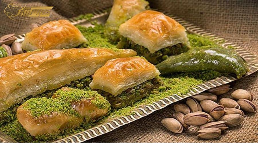 سوغاتی در تور زمینی آنتالیا دی 1400