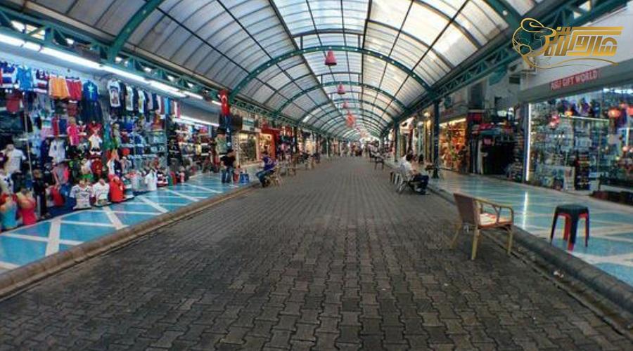 مراکز خرید در تور مارماریس