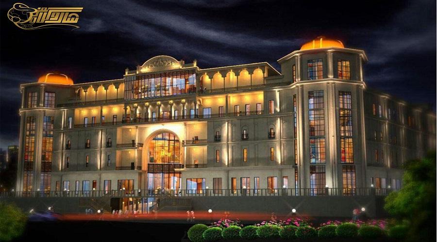 مرکز خرید سارینا 2 در کیش
