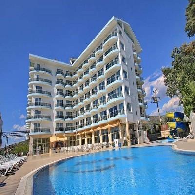 هتل آرورا کوش آداسی