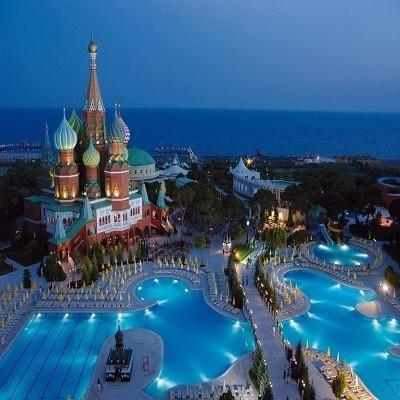 هتل آستریا کرملین