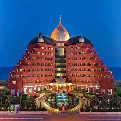 هتل دلفین پالاس