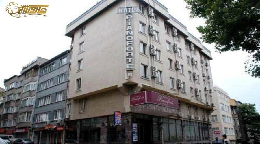 هتل 3 ستاره در تور استانبول