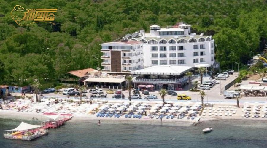 هتل 3 ستاره در تور مارماریس