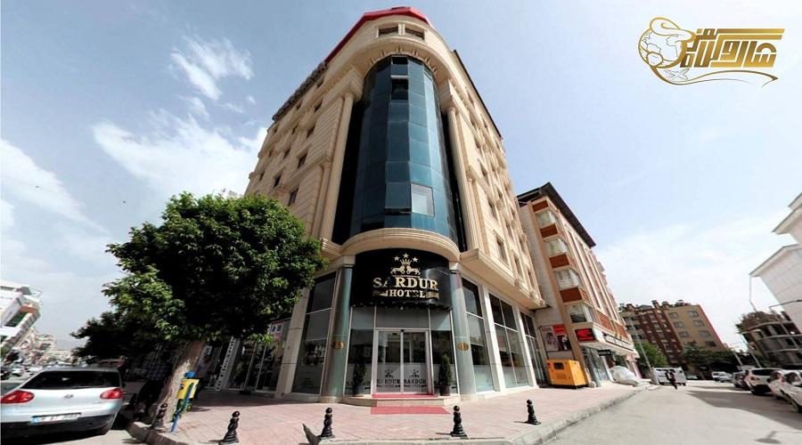 هتل 3 ستاره در تور وان