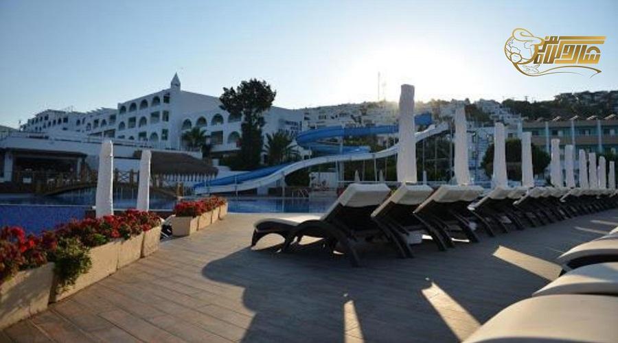هتل 4 ستاره بدروم