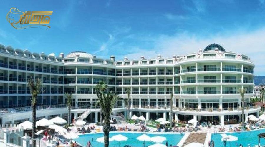 هتل 4 ستاره در تور مارماریس