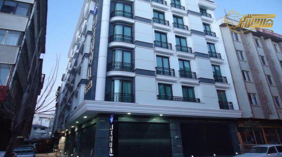 هتل 4 ستاره در تور وان