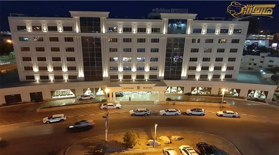 هتل 4 ستاره در تور کیش