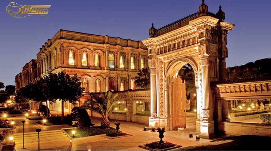هتل 5 ستاره در تور استانبول