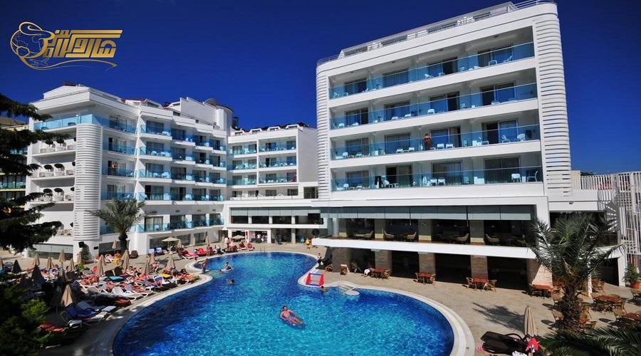 هتل 5 ستاره در تور مارماریس