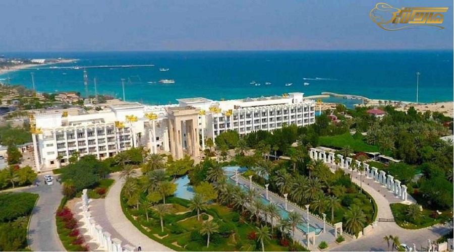 هتل 5 ستاره در تور کیش