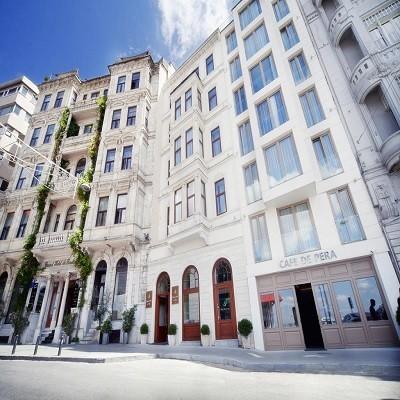 گرند هتل دپرا استانبول