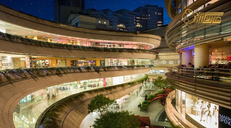 بازدید از مرکز خرید کانیون در تور زمینی استانبول