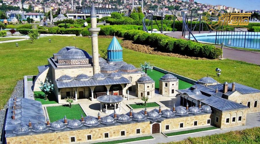 بازدید از پارک مینیاتورک در تور زمینی استانبول