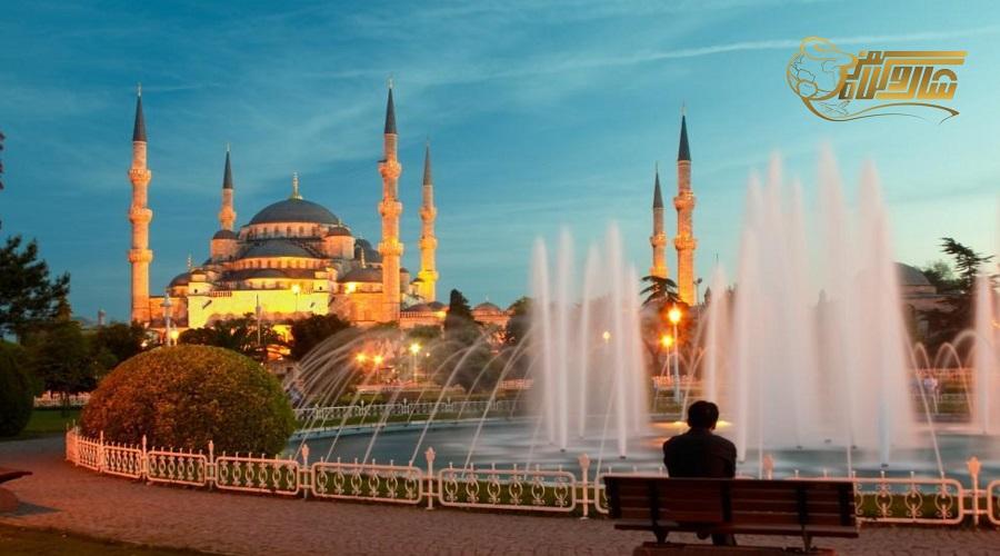 تاریخچه استانبول در تور زمینی
