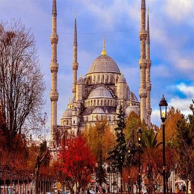 تور زمینی استانبول دی ۱۴۰۰