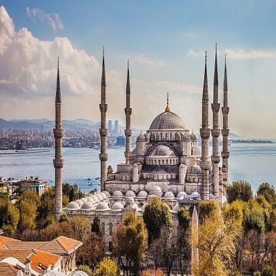 تور زمینی استانبول شهریور ۱۴۰۰