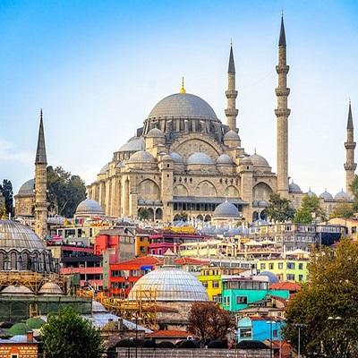 تور زمینی استانبول مرداد ۱۴۰۰
